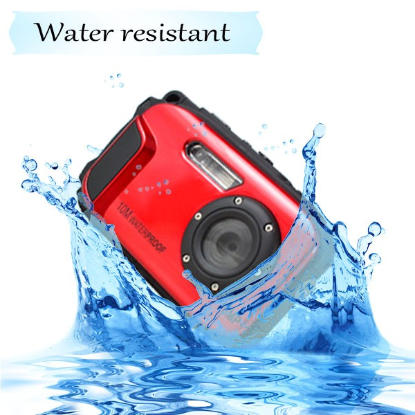 Waterproof Video Camcorder