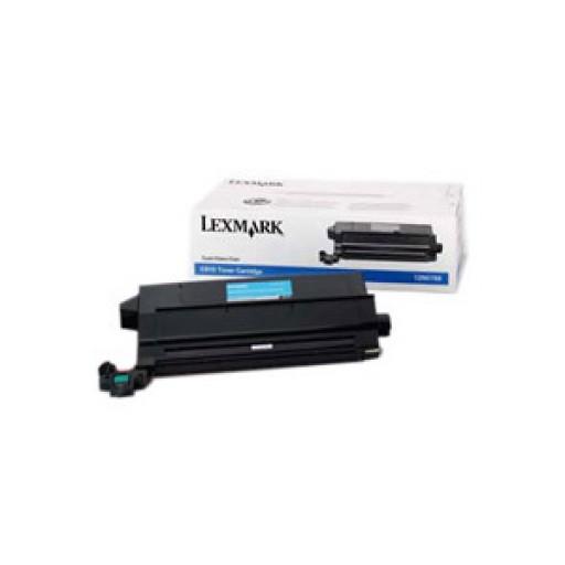 Lexmark 0012N0768, Toner Cartridge Cyan, C910, C912- Original