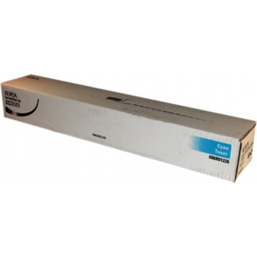 Xerox 006R01226, Toner Cartridge Cyan, DC240, DC242, WC7655, WC7675- Original