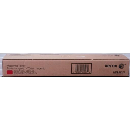 Xerox 006R01523, Toner Cartridge Magenta, Color 550, 560- Original