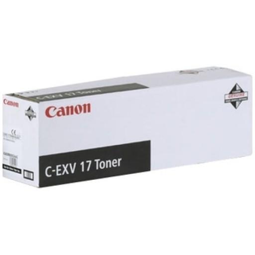 Canon 0262B002AA, Toner Cartridge Black, iR C4080, C4580, C5185- Original
