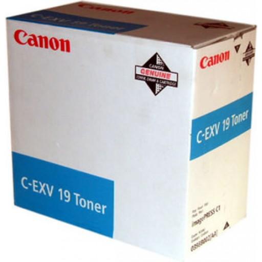 Canon 0398B002AA , Toner Cartridge Cyan, ImagePRESS C1- Original