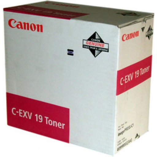 Canon  0399B002AA , Toner Cartridge Magenta, ImagePRESS C1- Original