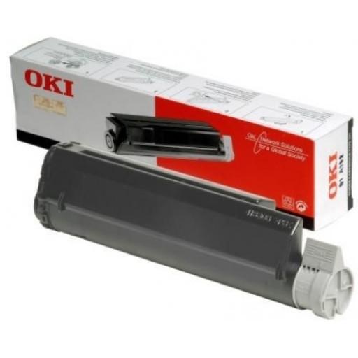 Oki 09004097, Toner Cartridge- Black, 4510- Genuine