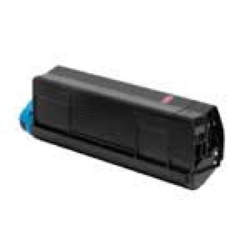 Oki 42804514 Toner Cartridge Magenta, C3000, C3100 - Genuine