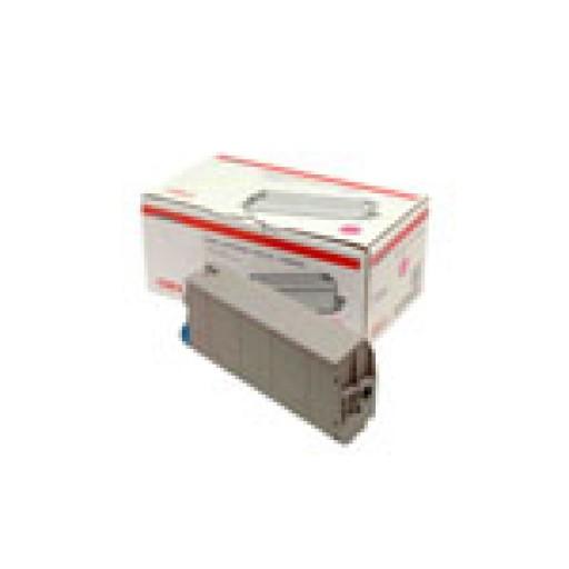 Oki 41963006, Toner Cartridge- Magenta, C7100, C7300, C7350, C7500- Genuine