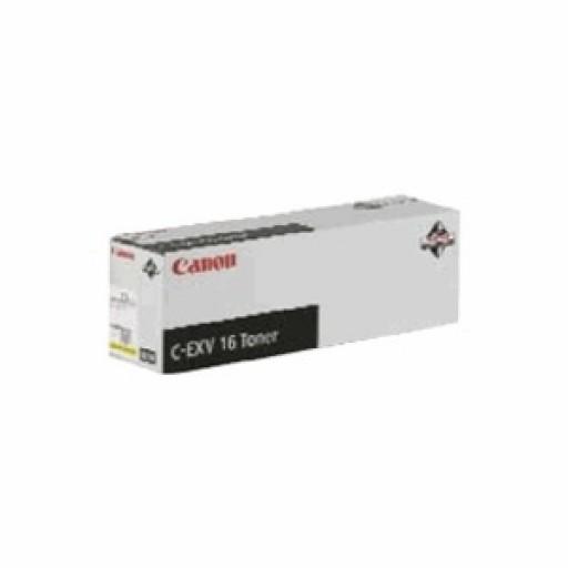 Canon 1069B002AA Toner Cartridge- Black, CLC4040, CLC5151, CEXV16- Genuine