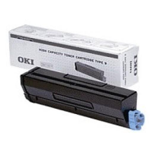 Oki 01103402 Toner Cartridge- Black, B4100, B4200, B4250, B4300- Genuine