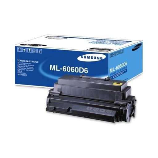 Samsung ML-6060D6 Toner Cartridge - Black Genuine