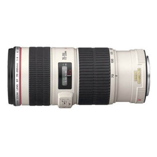 Canon Ef0-200mm f/4.0 L Is Usm Lens