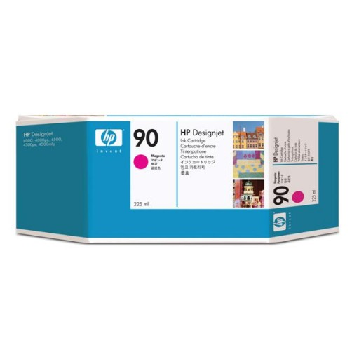 HP C5062A No.90 Ink Cartridge - Magenta Genuine