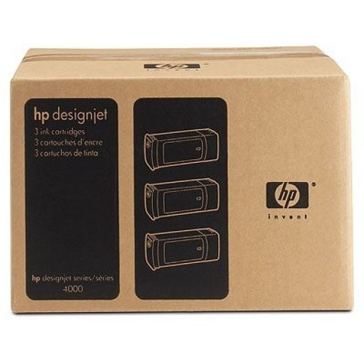 HP C5083A No.90 Ink Cartridge - HC Cyan Multipack Genuine