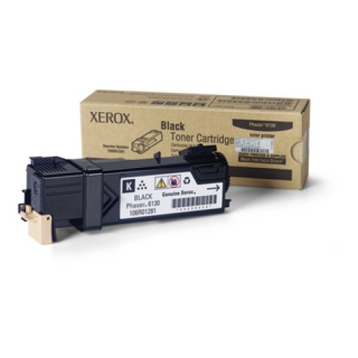 Xerox 106R01281 Toner Cartridge - Black Genuine