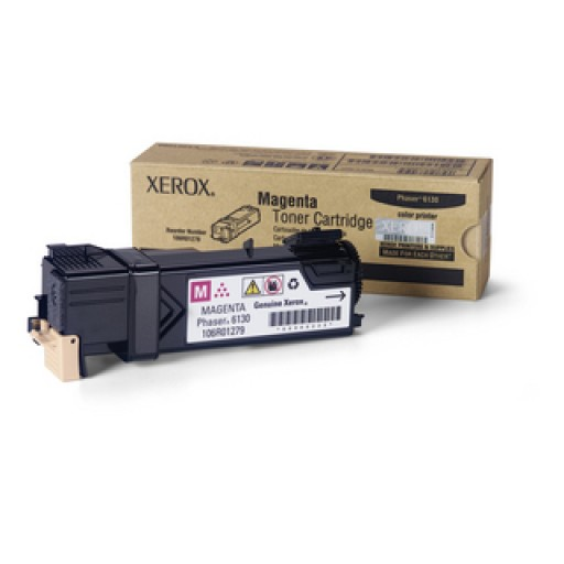 Xerox 106R01279 Toner Cartridge - Magenta Genuine