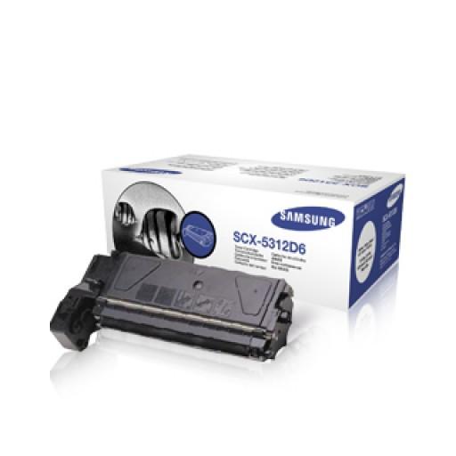 Samsung SCX-5312D6, Toner Cartridge Black, SCX-5315F- Original