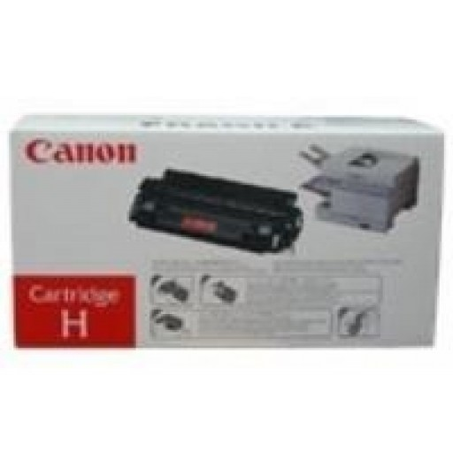 Canon 1500A003AA, H-Cartridge Toner Cartridge Black, GP 160- Original