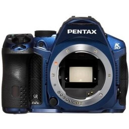 Pentax Imaging K-30 Blue Digital SLR - Body Only