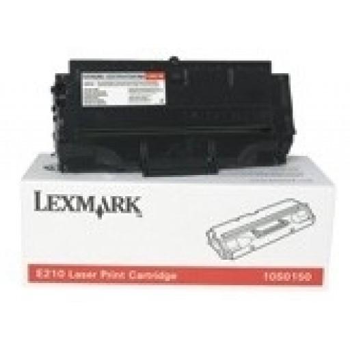 Lexmark 10S0150, Toner Cartridge Black, E210- Original