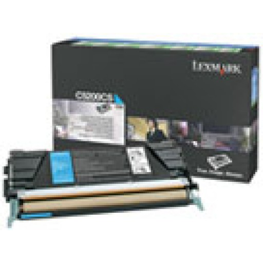 Lexmark C5200CS, Toner Cartridge Light User Cyan, C530DN- Original