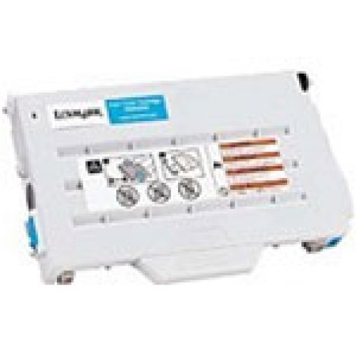 Lexmark 15W0900, Toner Cartridge Cyan, C720- Original
