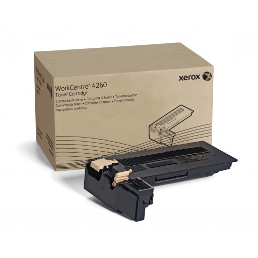 Xerox 106R01409 Toner Cartridge - Black Genuine