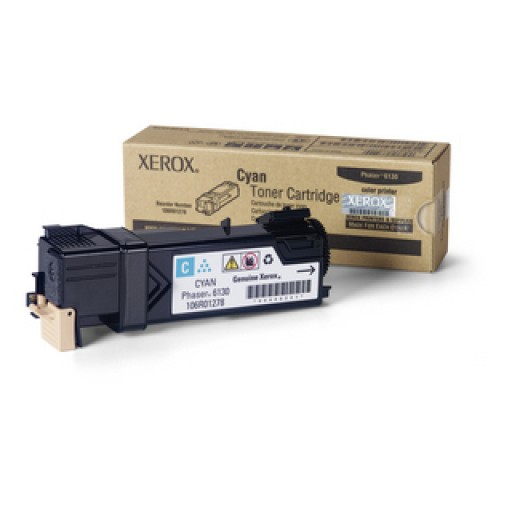 Xerox 106R01278 Toner Cartridge - Cyan Genuine