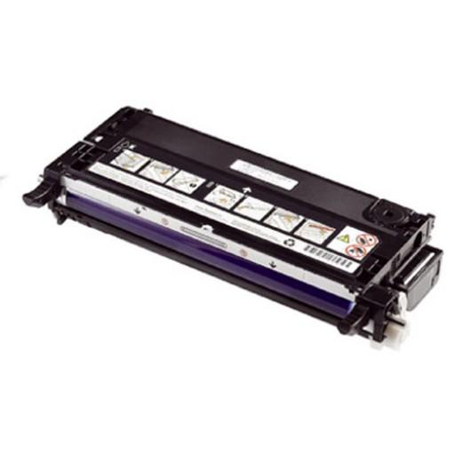 Dell  593-10289, Toner cartridge HC Black, 3130CN, H516C- Original