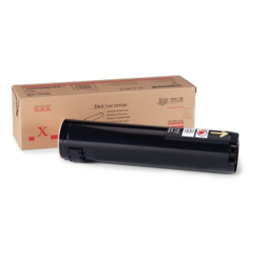 Xerox 106R00652, Toner Cartridge- Black, Phaser 7750- Original