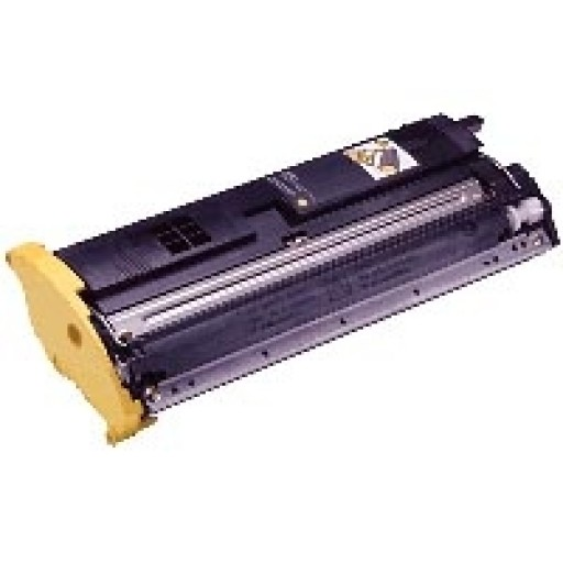 Epson C13S050034, Toner Cartridge Yellow, AcuLaser C1000, C2000- Original