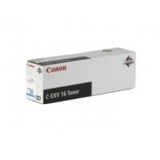 Canon 1068B002AA, Toner Cartridge Cyan, CLC4040, CLC5151, C-EXV16- Original