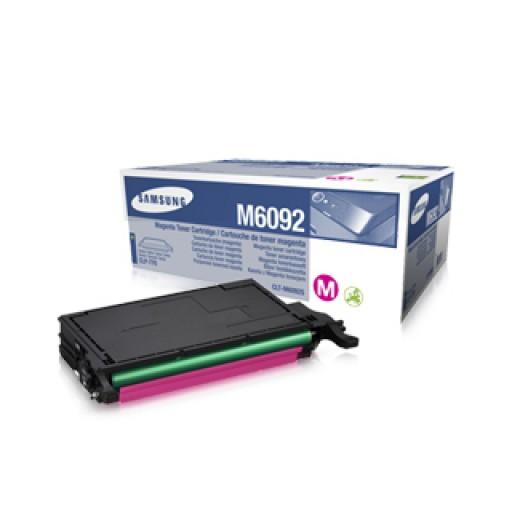 Samsung CLT-M6092S Toner Cartridge - Magenta Genuine