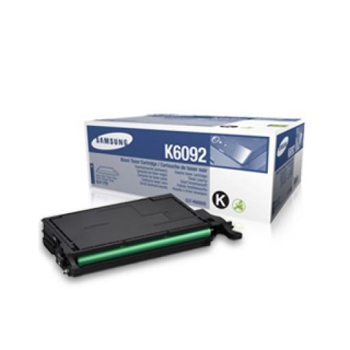 Samsung CLT-K6092S Toner Cartridge - Black Genuine