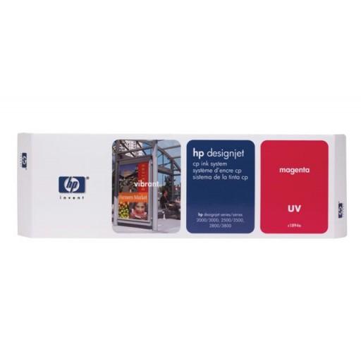 HP C1894A, Ink Cartridge Magenta, Designjet 2000cp, 2500cp, 2800cp, 3000cp- Original