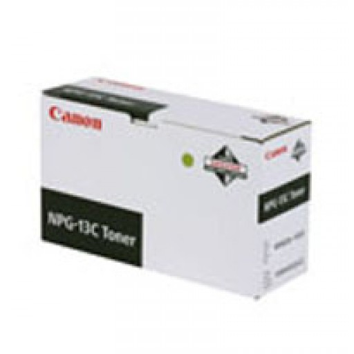 Canon 1384A002AC NPG13 Toner Cartridge - Black Genuine