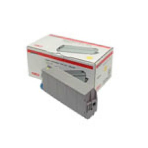 Oki 41963005, Toner Cartridge- Yellow, C7100, C7300, C7350, C7500- Genuine