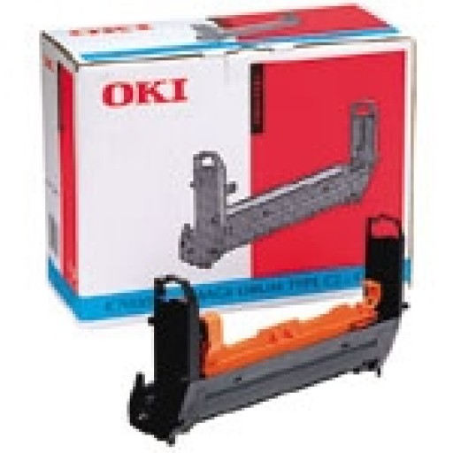 Oki, 41962807, Image Drum Unit- Cyan, C7100, C7300, C7350, C7500- Original