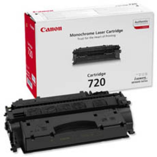 Canon 2617B002AA, Toner Cartridg- Black, MF6680dn- Original