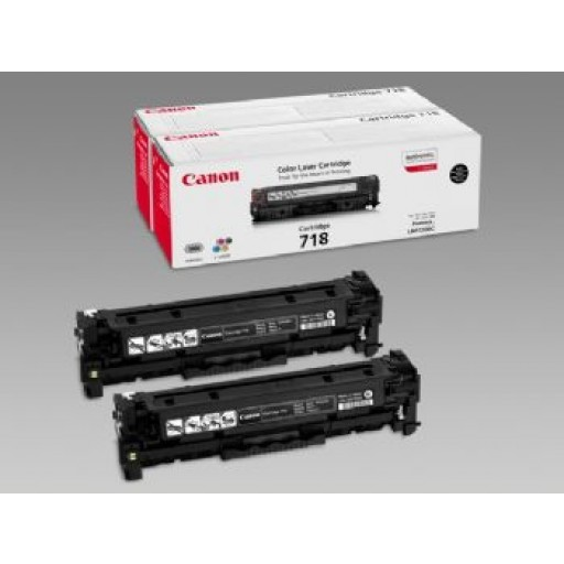 Canon 2662B005AA, Toner Cartridge- Black Multipack, LBP7200, 7660, MF8330, 8340- Genuine
