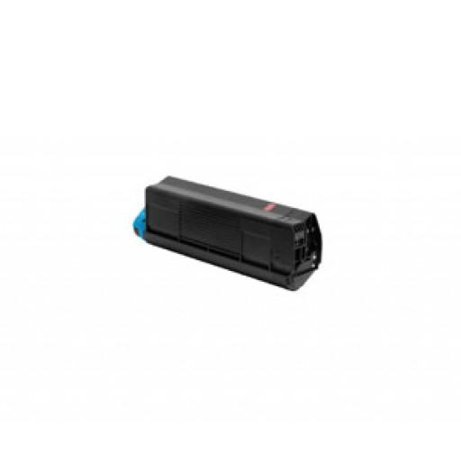 Oki 42804538 Toner Cartridge HC Magenta, C3200- Genuine