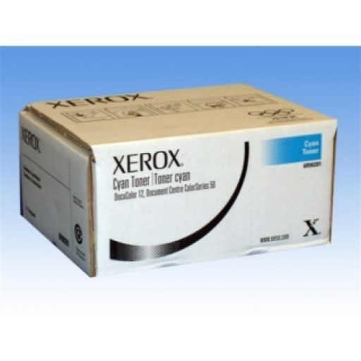 Xerox 6R90281, Toner Cartridge Cyan X 4, DocuColor 12, 50- Original