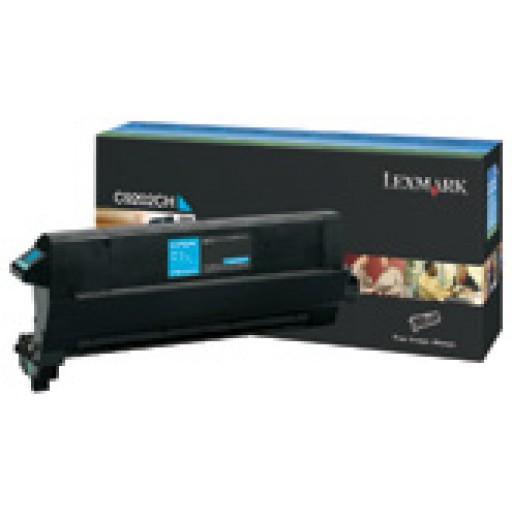 Lexmark C9202CH, Toner Cartridge Cyan, C920- Original
