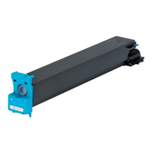 Konica Minolta 8938512 Toner Cartridge Cyan, TN210C, C250, C252 - Compatible
