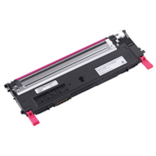 Dell 593-10495, Toner Cartridge Magenta, 1235CN- Original
