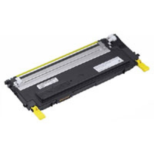 Dell 593-10496, Toner Cartridge Yellow, 1235CN- Original
