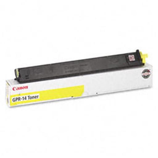 Canon 2450B002AA, Toner Cartridge Yellow, iR6800, 5800, 5800, 6870, 5870- Original