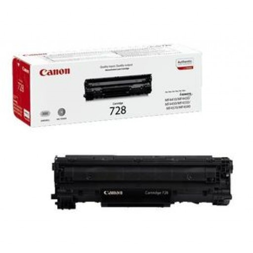 Canon 3500B002AA, Toner Cartridge- Black, MF4410, MF4420, MF4430, MF4450- Genuine