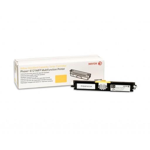 Xerox 106R01465 Toner Cartridge - Yellow Genuine