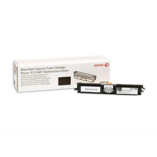 Xerox 106R01469, Toner Cartridge HC Black, Phaser 6121- Original