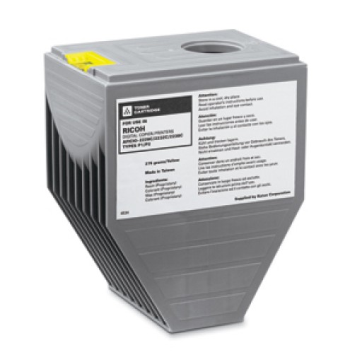 Ricoh 888236 Toner Cartridge HC Yellow, Type P2, 2228C, 2232C, 2238C - Compatible