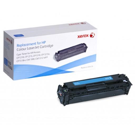HP CB541A, Toner Cartridge- Cyan, CM1312, CP1215, 1217, 1514, 1515- Compatible